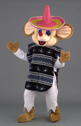 location mascotte mexicain n°117