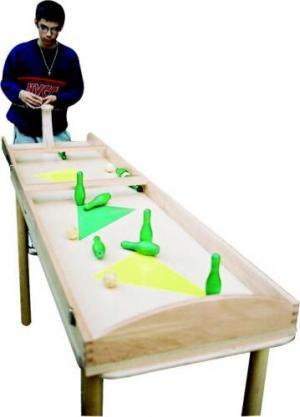 location de jeux en bois BOULING