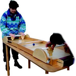 location de jeux en bois RAPIDO