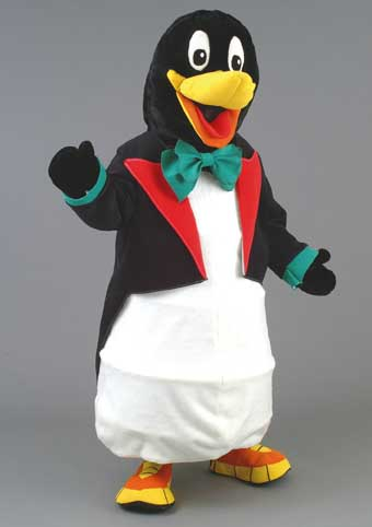 location mascotte PINGOUIN COSTUME n°81